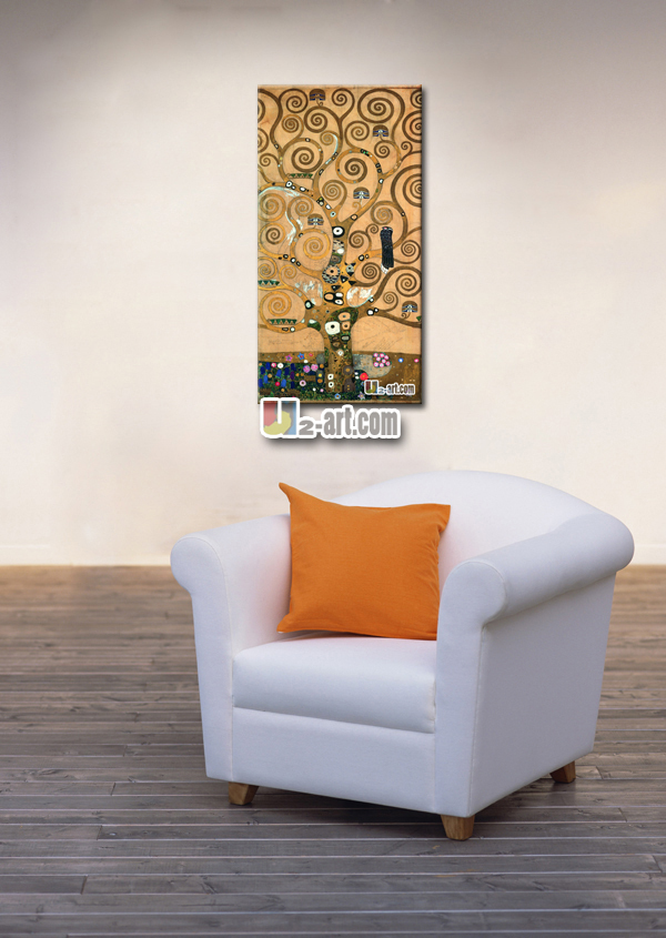 Tree of life by Klimt canvas prints of famous artist picture ...