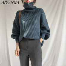 Outerwear Loose Thick Sweaters