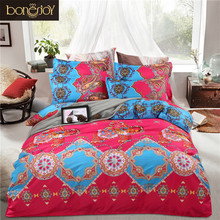 china luxury bed linen boho bedding quilt cover bohemian duvet covers for