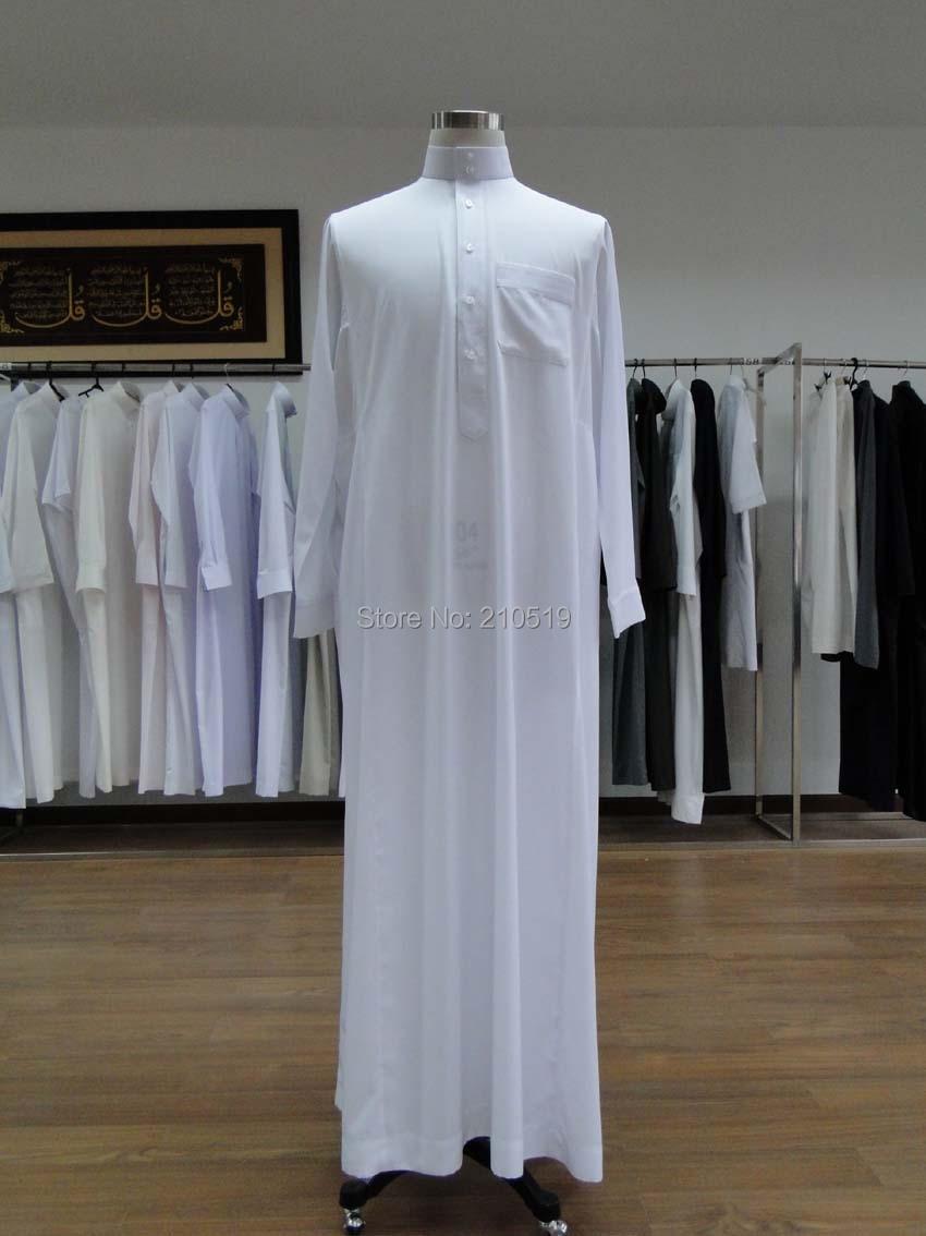 One Cap For Free Popular Jubbah Islam Apparel Men Abaya