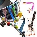 5 шт./лот горячая распродажа детские коляски игрушки анти-потерянный высокое качество carrinho игрушки связывают accessoire poussette зонтик passeggino веревка