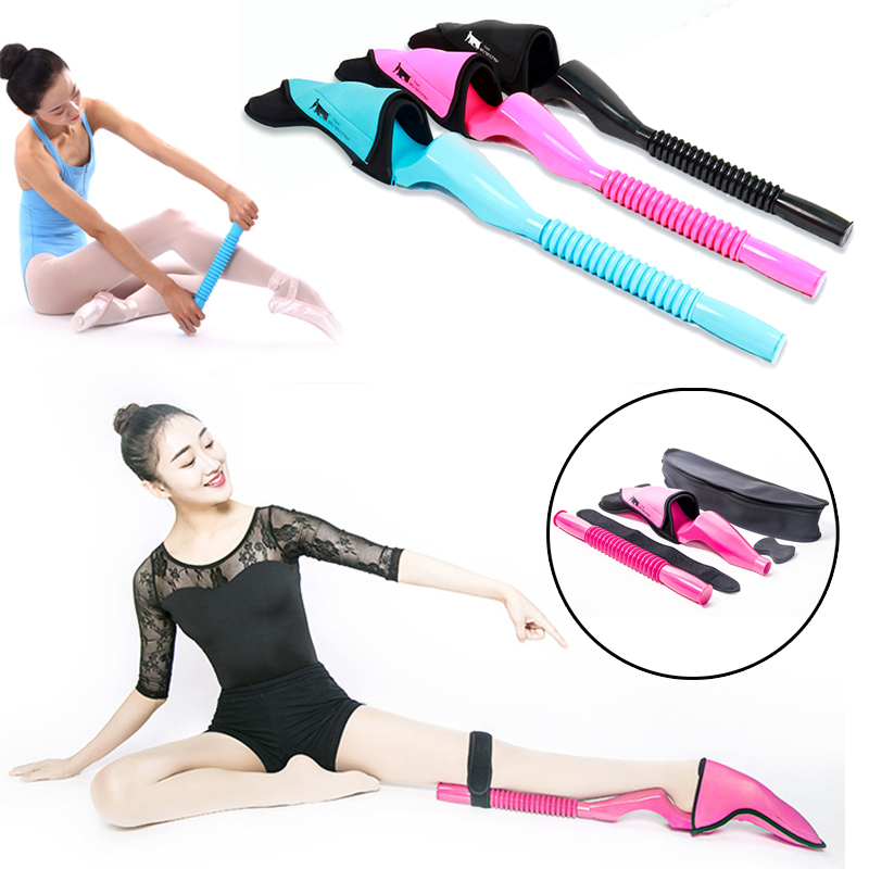 Galleria fotografica ABS Detachable Ballet Foot Stretch for Dancer Massage Stress Stretcher Arch Enhancer Dance Gymnastics Ballet Fitness Accessories