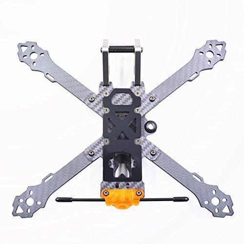 GEPRC KHX4/KHX5/KHX6 Híbrido-X Elegante Tipo X Kit Quadro w/PDB 5 v & modelos 12 v Para RC FPV Zangão Quadcopter DIY