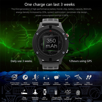 2018 SMART Watch F5 GPS heart rate monitoring Bluetooth 4 2 temperature Measurement smartwatch Waterproof Multifunction.jpg 350x350 - Smartwatch F5 GPS Heart Rate Monitoring Bluetooth Sport 2018 Model