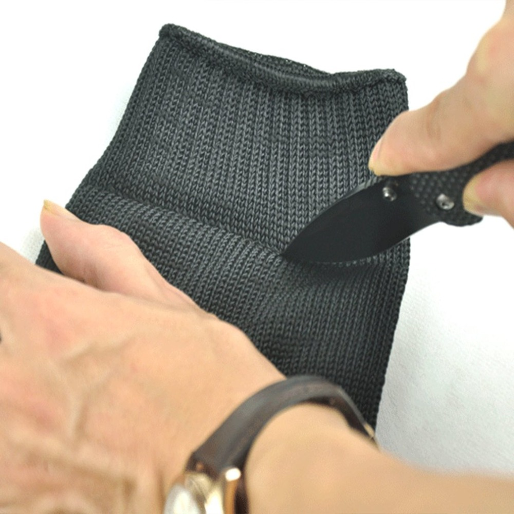 200 stks 100 paar Anti slip Jacht Vissen Outdoor Werkhandschoenen Beschermende Snijbestendige Veiligheid Handschoen Voor Tuin-in Huishoudelijke Handschoenen van Huis & Tuin op  Groep 3