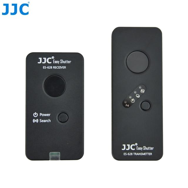 JJC Camera 100 Meters Distance 2.4GHz RF Wireless Camera Remote Control for Nikon D810/D800/D750/D5200/D7000/P7800/D610/D600
