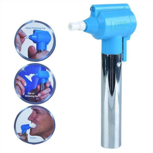 Make your Teeth Shine Polishing Teeth Whitener