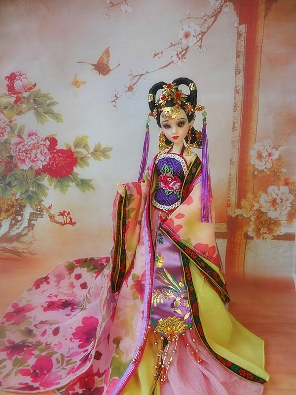 35cm High-end коллекциялық қытай - Қуыршақтар мен керек-жарақтар - фото 6