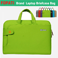 Brand Laptop Sleeve 11.6 12 13.3 14 15.6 inch Notebook bags computer carrying handbags Casual briefcase Laptop case for Macbook