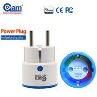 NEO COOLCAM NAS WR01ZE Z Wave Sensor Smart Home EU Power Plug Compatible With Z Wave