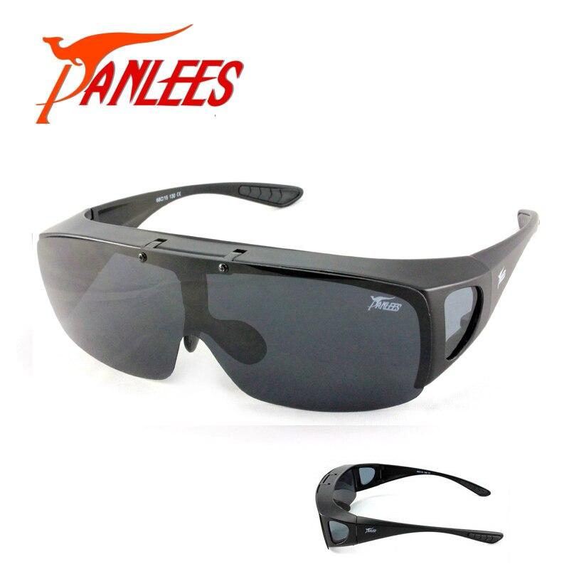 Prix pour Marque garantie! Lunettes de pêche Polariod sport lunettes de soleil hommes UV400 Sun Shade lunettes Fitover