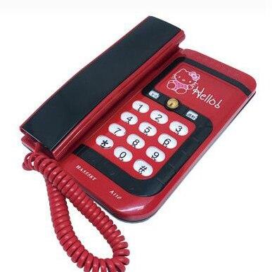 Wand Montiert Corded Telefon Festnetz Antike Telefone Für Home Hotel Kleine Erweiterung fest Telefon antik telefonos fijos