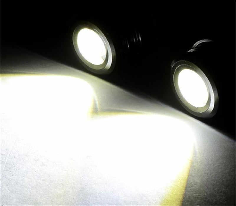 LED Daytime Running Lighting Eagle Eye Backup Tail Parking Turn Signal Light Waterproof Reverse Fog Lamp