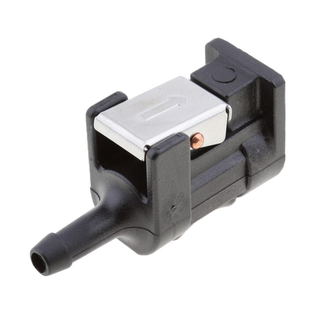 מערכות ניווט GPS 2.8inch מחבר מנוע פלסטיק עבור ימאהה חלק NO 6G1-24305-05 נקבה דלק קו צנרת מחבר מנוע Side (2)