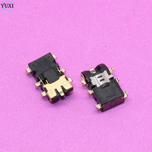 c026817d816 YuXi 2pcs Earphone Headphone Earpiece Audio Jack Replacement for Xiaomi  Redmi 1S 2 2A 3 3S 3X 4X 4A 4 Pro Prime/ mi max 2