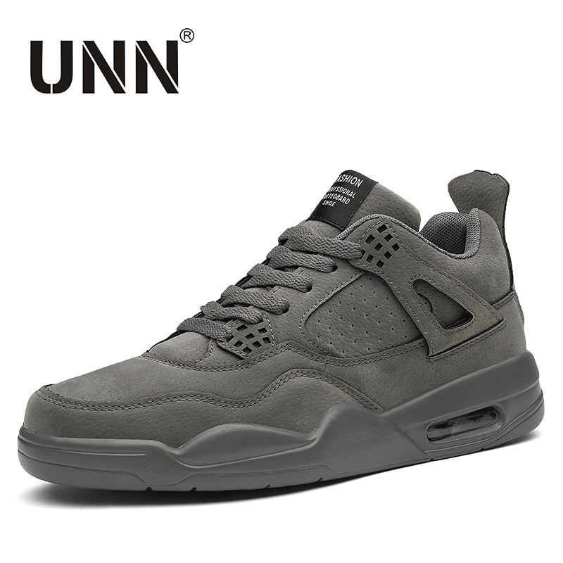 UNN 2018 NEW HOT Spring Summer Lace-up Breathable Casual Shoes Men Comfortable Air Cushion Height Increasing Sneaker Men Shoe