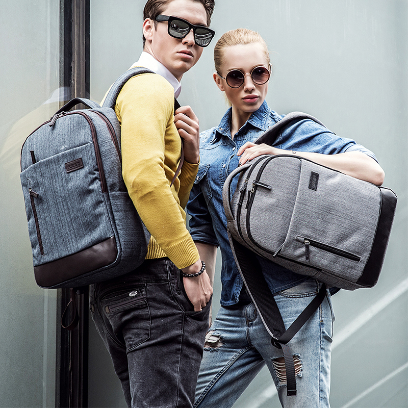 KINGSLONG School Backpack for Students Laptop Backpack for 15.6 Inch Casual Male Female Rucksasck for Men School Bag KLB11240-65 kingslong fashion male mochila leisure travel backpack for 15 6 inch laptop lightweight daypack school bag for students 53