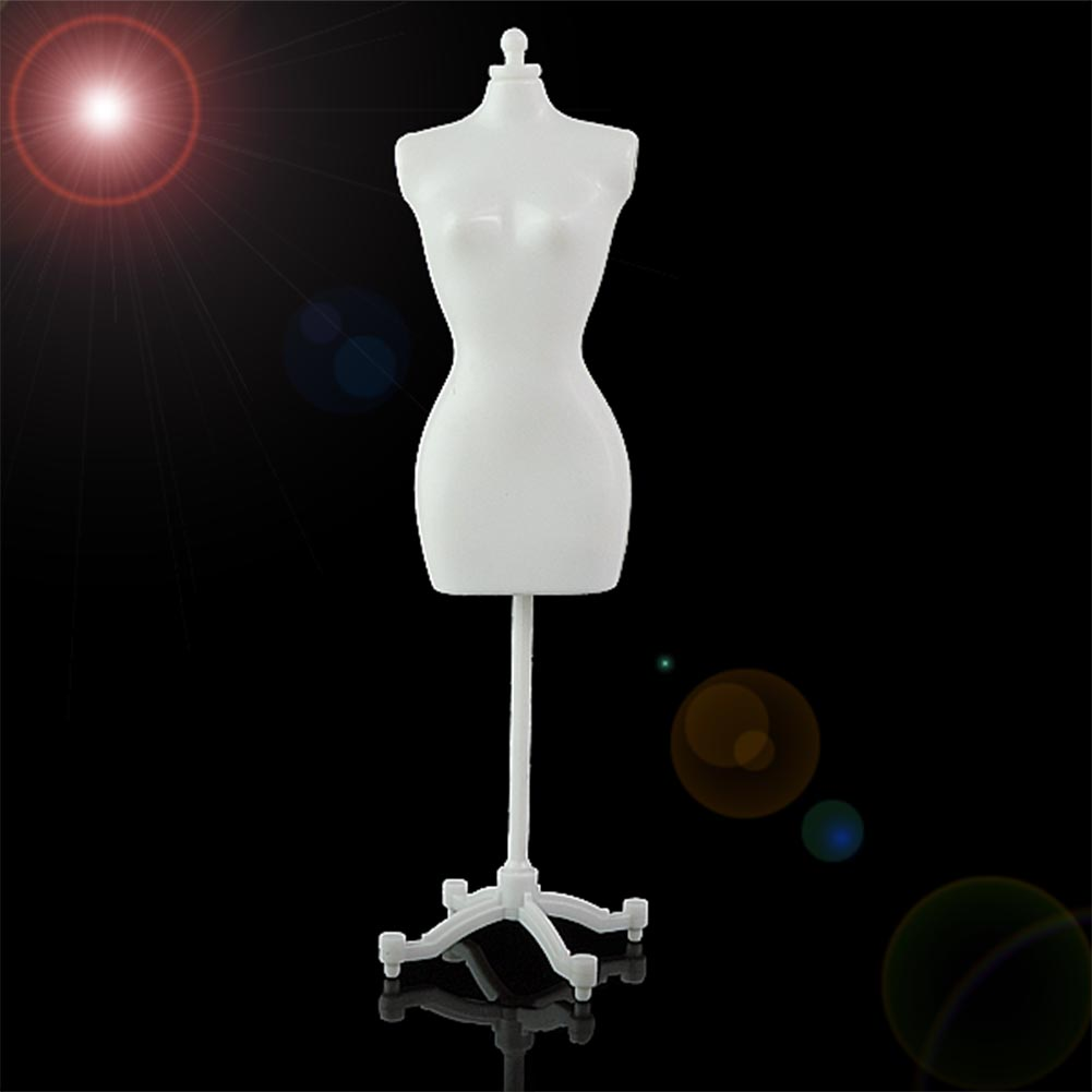 For barbie dress form clothing clothes gown display mannequin ...