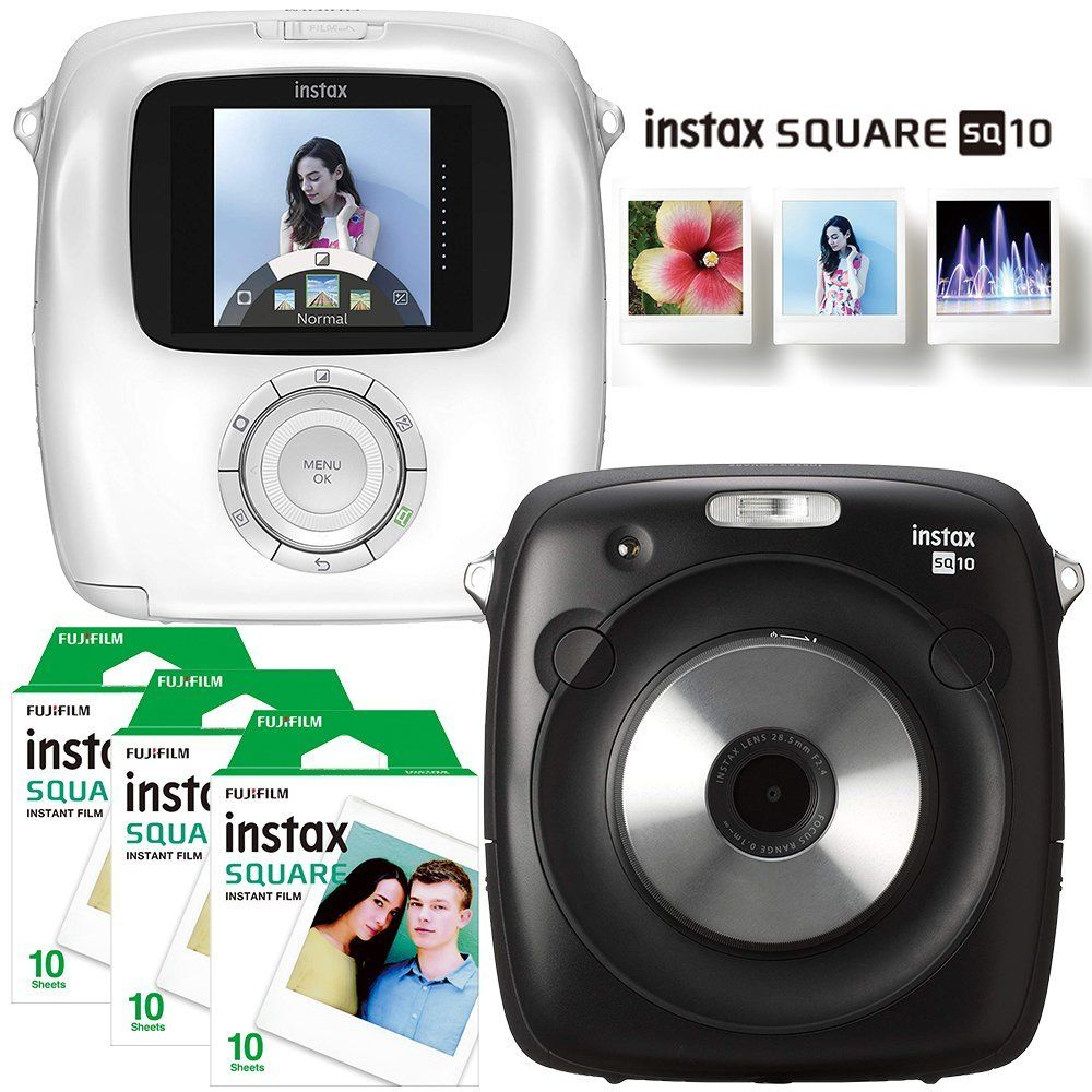 White Japan Domestic Genuine Products instax Square SQ10