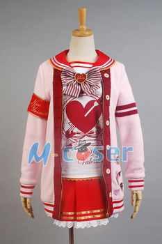 Lovelive!愛ライブバレンタインの日矢沢ニコ制服ハロウィンクリスマスコスプレ衣装ため女性女の子フルセット