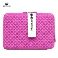 Laptop çantası kollu için macbook air 13 durumda yeni kadın haberci çanta kız kapak taşınabilir gearmax kaliteli malzeme için toptancı