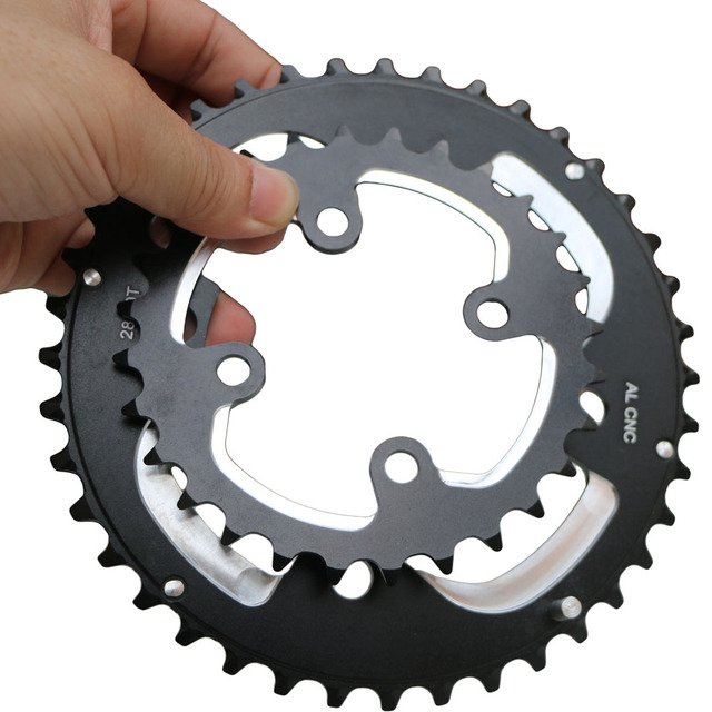 Buy 7075 Alu 28t 64bcd Chainset Chainring