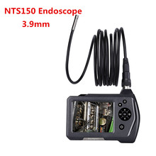Blueskysea NTS150 Endoscope Inspection Camera 3.5 LCD Monitor 3.9mm Diameter 1 Meters Tube 16GB DVR Borescope Zoom Rotate Fl