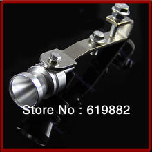 QILEJVS W110Hot Sell! Turbo Sound Whistle Universal Car Exhaust Muffler Pipe Fake BlowOff Simulator Size M Drop Shipping
