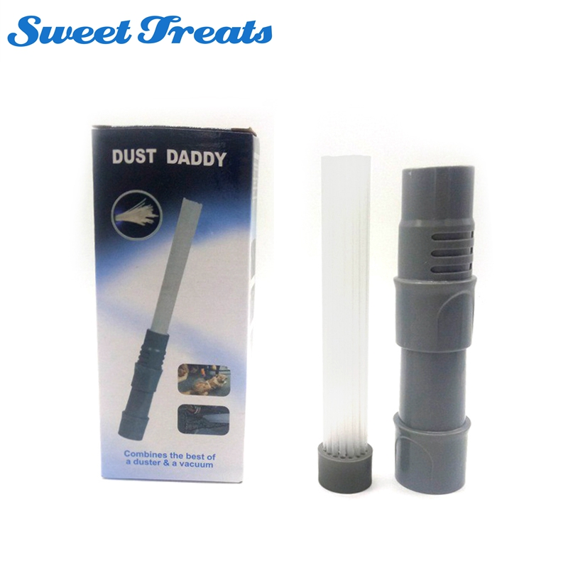 Dust Universal Vac Attachment As Seen on TV Pet Hair Cleaners Car Vacuum Cleaner Head Vacuum Cleaner Accessories for Daddy