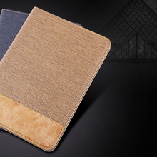 Men's Classic Style Leather Tablet Cover for Samsung