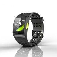 IWOWN Iwownfit P1 GPS Smart Watch IP68 Waterproof Color Screen Heart Rate Monitor Fitness Tracker Men