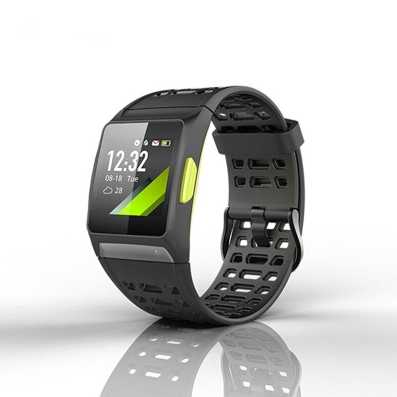 все цены на IWOWN iwownfit P1 GPS Smart Watch IP68 Waterproof Color Screen Heart Rate Monitor Fitness Tracker Men Wristband Smartwatch онлайн