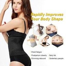 Waist trainer Body shapers waist trainer corset Slimming Belt Shaper body shaper slimming modeling strap Belt Slimming Corset