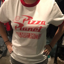 Ring Tshirt Pizza Planet Delivery Shuttle Serving Your Local Star Cluster High Quality Jkp3734