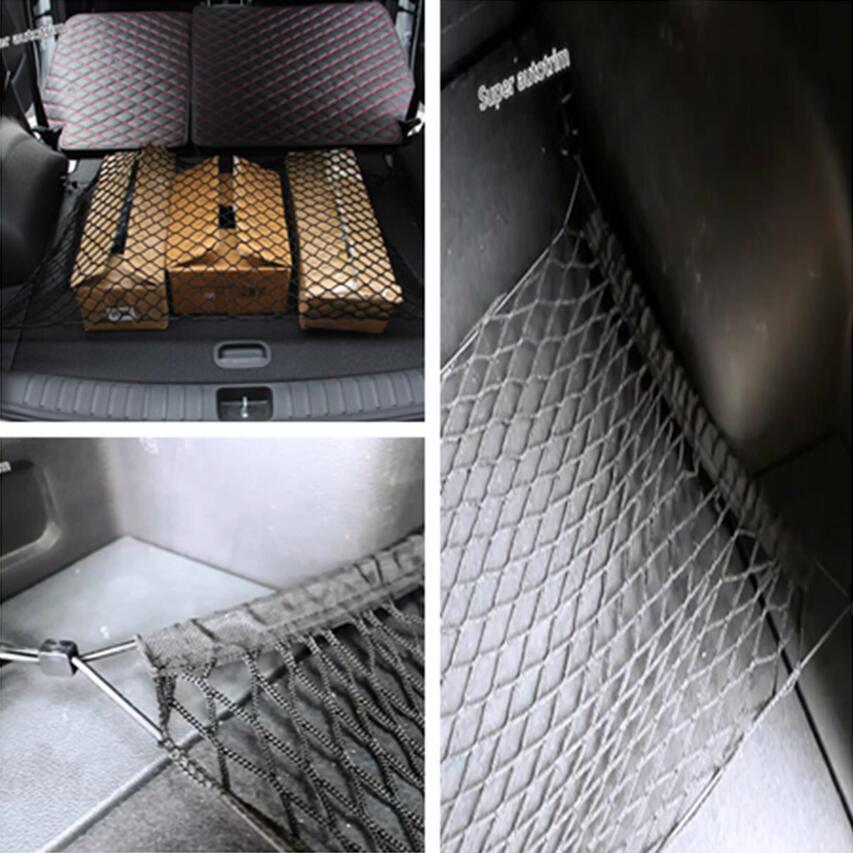 Aliexpress Com Buy Lapetus Accessories Fit For Hyundai: Lapetus Accessories Interior Rear Trunk Storage Luggage