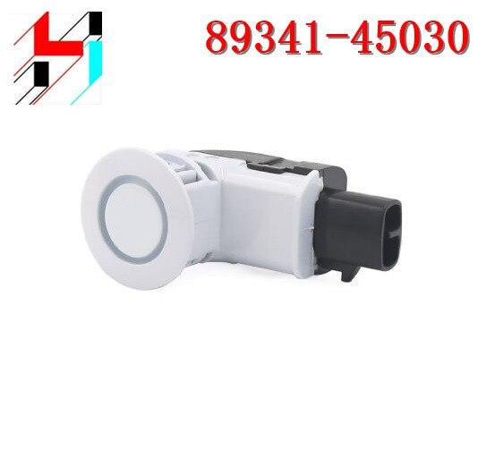4pcs PDC Parking Sensor Car Reversing Sensor OEM 89341 45030 A0 89341 45030 For Toyota