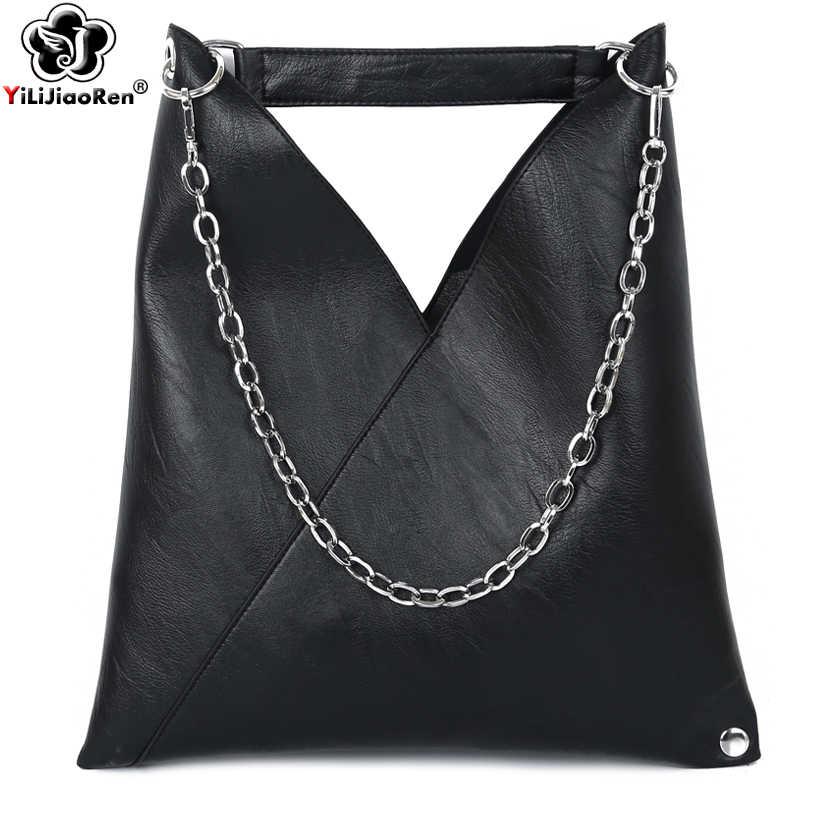 Fashion Kulit Tas untuk Wanita 2019 Mewah Tas Tangan Wanita Tas Desainer Kapasitas Besar Tote Tas Tas Bahu Tas untuk Wanita Sac