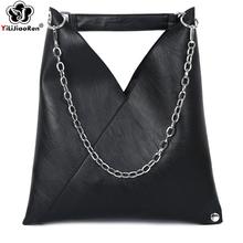 Fashion Leather Handbags for Women 2019 Luxury Handbags Women Bags Designer Large Capacity Tote Bag Shoulder Bags for Women Sac cheap YILIJIAOREN Totes Handbags Crossbody bags Hobos NONE bolsas feminina Polyester Single Rivet Casual Versatile Hasp No Pocket