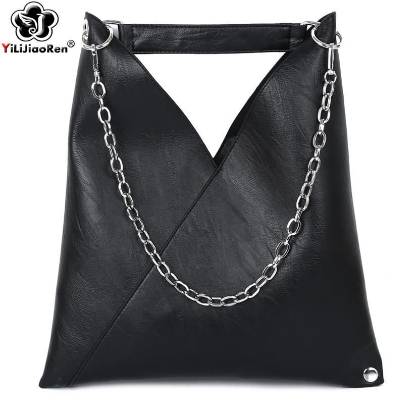 Fashion Leather Handbags for Women 2019 Luxury Handbags Women Bags Designer Large Capacity Tote Bag Shoulder Bags for Women Sac(China)