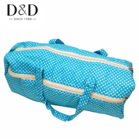 Household Knitting Needles Storage Packet Sweater Needles Organizer Bag Fabric Crafts Sewing Tools Hand Bag