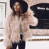 Top Grade Elegant Fur Lined Parka Woman Faux Fur Women Winter Coats