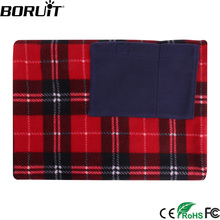BOORUiT 88 65cm Lattice Energy Saving Warm 5v Car Heating Blanket Autumn And Winter Electric Blanket