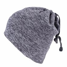 Mannen Winter Fietsen Hoed Mutsen Fiets Motorcycle Warmer Caps Buitensporten Ski Beanie Hoeden Riding Necker Winddicht(China)
