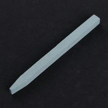 1Pc Unique Stone Nail File Cuticle Remover Trimmer Buffer Nail Art Tool (Random Color) #12146