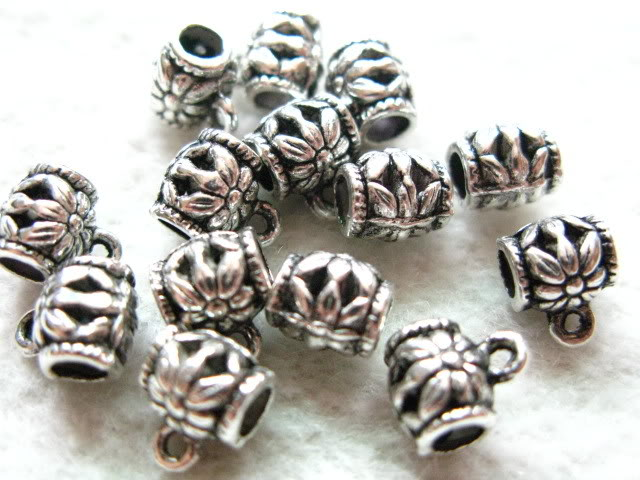 Купить с кэшбэком 50pcs Antique Copper Vintage Connector Charms Pendants-DIY Jewelry Necklace Bracelet Metal Fashion Accessories 8mmX8mm