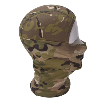 Multicam CP Camouflage Balaclava Full Face Mask Cycling Hunting Tactical Airsoft Cap 4
