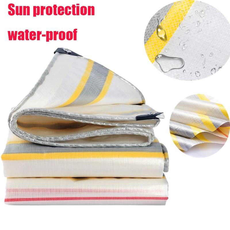 Outdoor Waterproof Sun Shelter Shade Net (3)