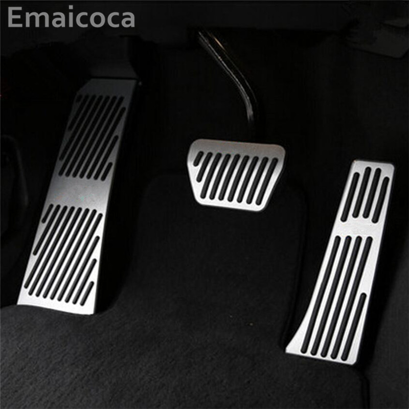 Car styling Gas Brake Pedal AT For BMW new 5 series F10 F11 F07 2014 6