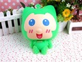 Flash maomao ball Vent ball luminous toy rubber ali children's day