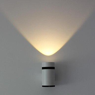 Aluminium Acrylic Modern LED Wall Light For  Home Lighting, Wall Lamp Sconce Arandela Lamparas De Pared 6w acryl square modern led wall lamp home indoor lighting wall sconce arandela lamparas de pared